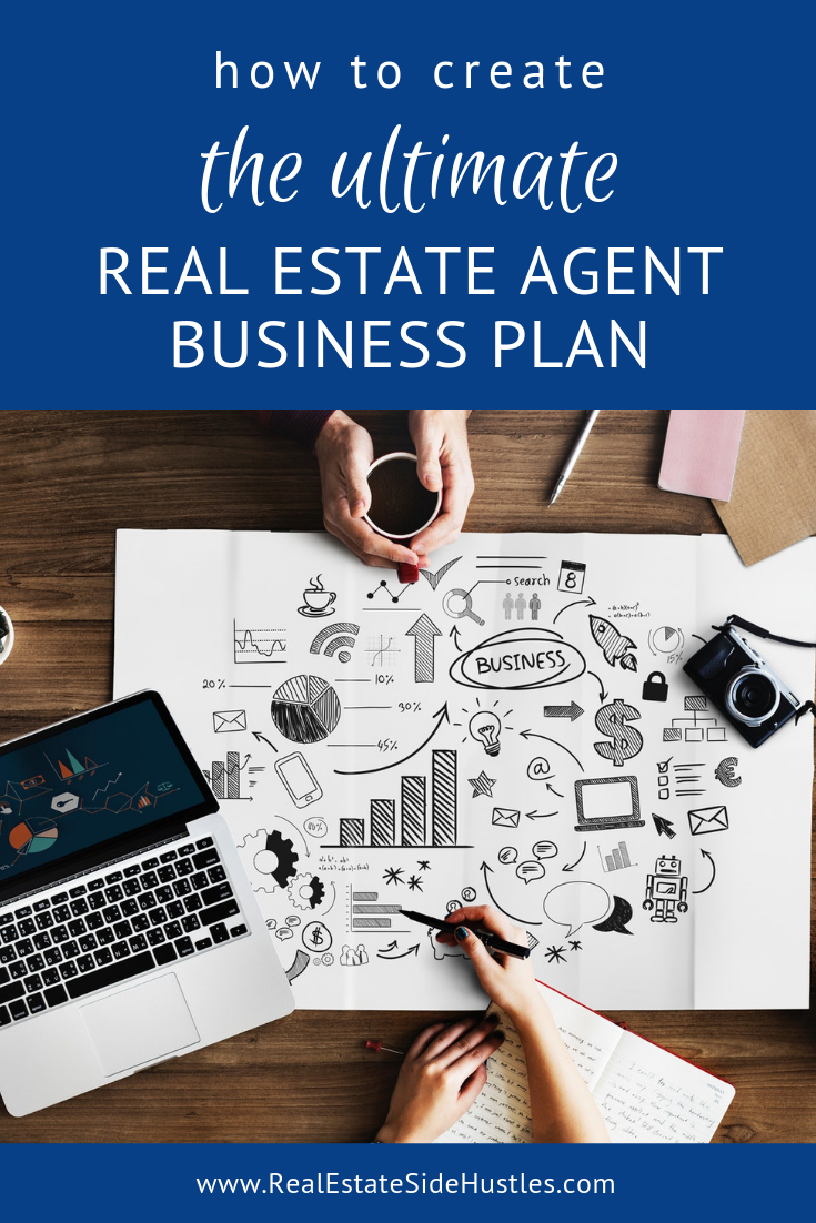 Estate agency business plan term paper cover page mla format
